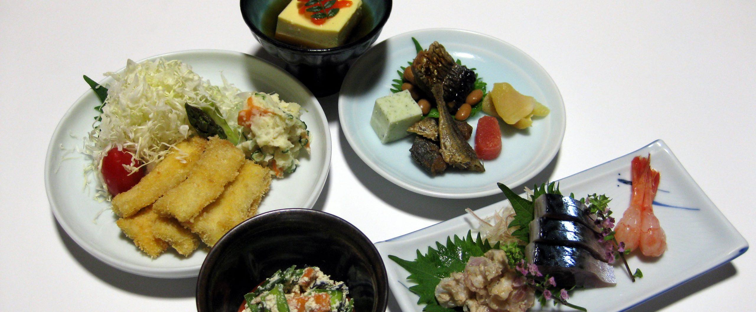 にいがたふるまち 和食と日本酒